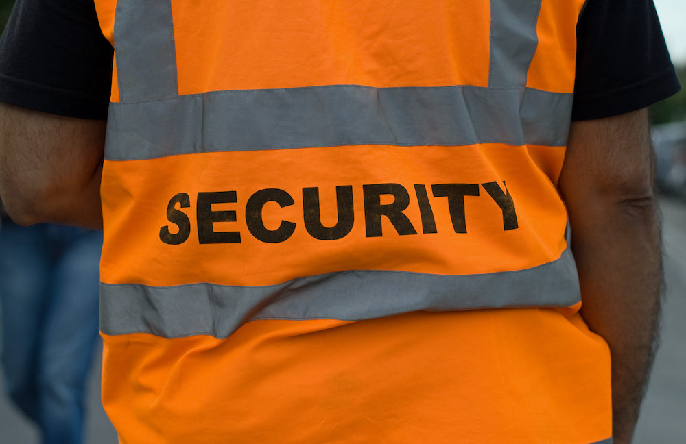 Licensed Security Guard Jobs