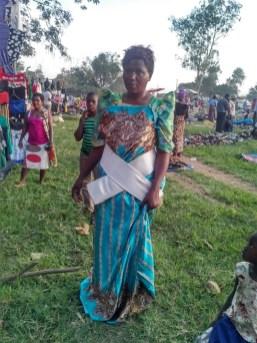 ugandan dress
