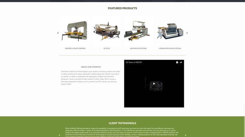 Fabrication Technology Solutions - Website - Web Development - Web Design - Absolute Technology Solutions