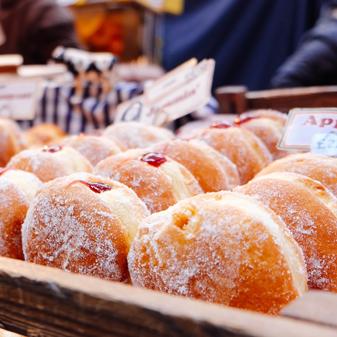 ecommerce doughnut