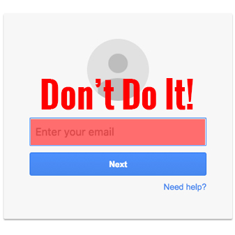 Gmail Phishing Attempt Warning - Absolute Technology Solutions Longview Texas