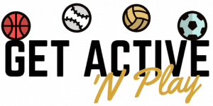 Get Active 'N Play new logo 2018