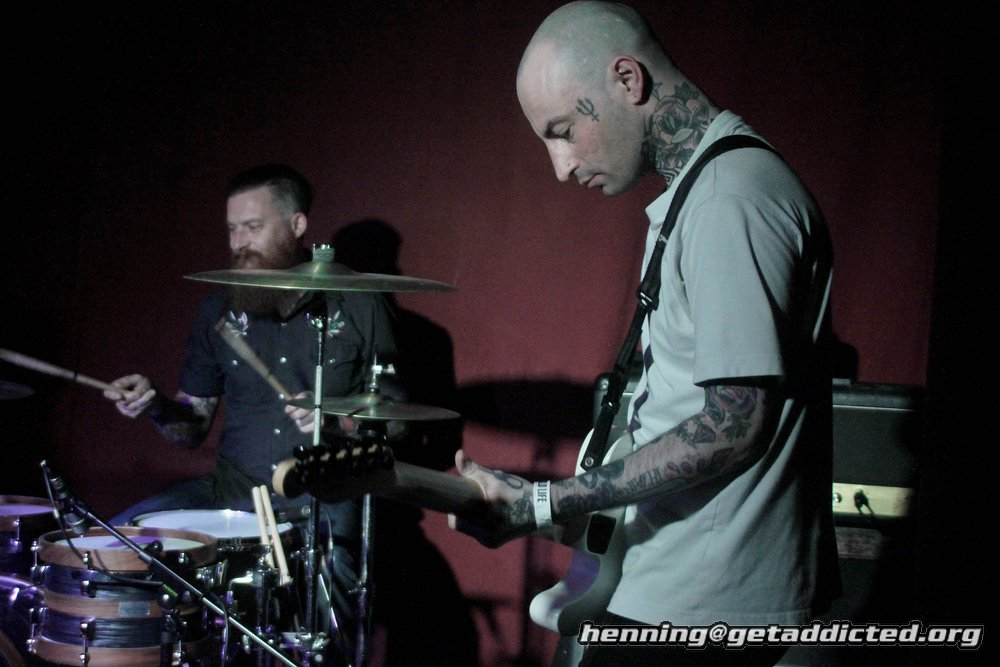 Tribute To Nothing live in Oberhausen 2014, Foto: Henning Haake