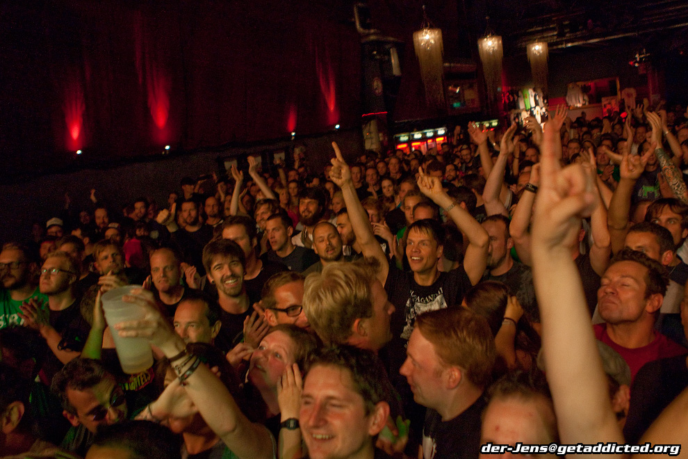 Lagwagon in Köln 2014, Foto: Jens Becker