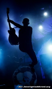 Rise Against in Dortmund 2012, Foto: Jens Becker