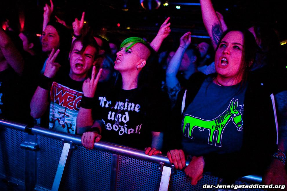 WIZO in Köln, Foto: Jens Becker