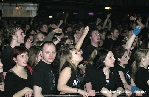 Boysetsfire in Dortmund 2006, Foto: Jens Becker