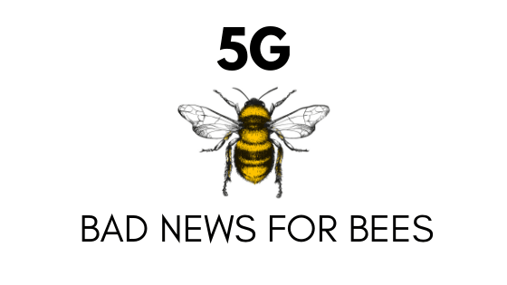 5G- Bad News for Bees - Get a Fresh Start