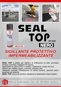 SEAL TOP Depliant A4