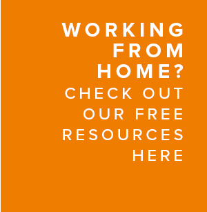 Working from home? Check out our free resources here.