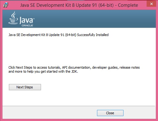 jdk installation, java installation, java development kit installation, getallatoneplace