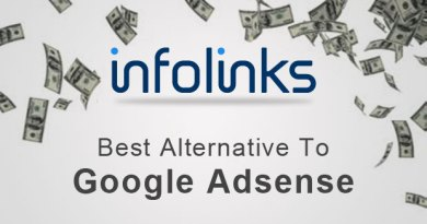 alternative for Adsense, Infolinks, getallatoneplace