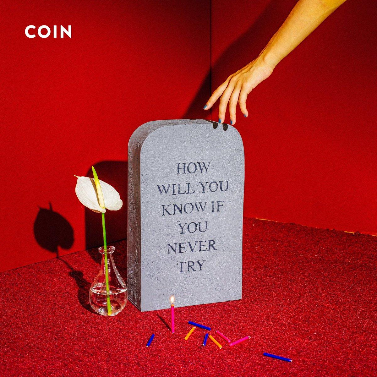Album Review Coin