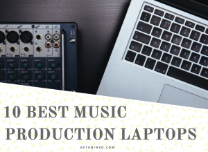 Best music production laptops under $1000