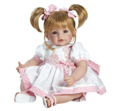 Adora Toddler 20'' Birthday Baby Girl Doll