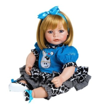 20 inches Adora Toddler E.I.E.I.O Reborn Toddler Doll