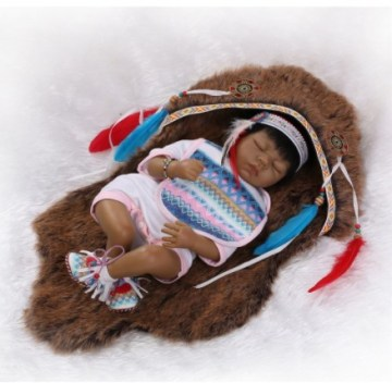NPK Collection Native American Indian Doll