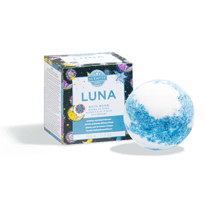 Luna Bath Bombs available November 1 from Scentsy!