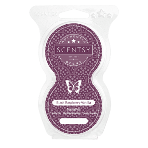 Black Raspberry Vanilla Scentsy Pod