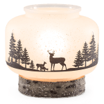 What a cute Scentsy warmer for December! I love Getascent.com!