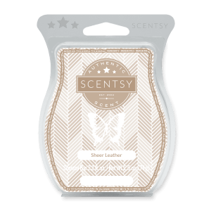 Sheer Leather Scentsy Bar