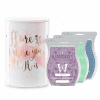 Scentsy Home is where your mom is bundle on getascent.com!