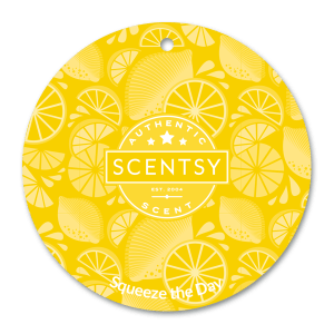 Buy Scentsy's June 2019 scent of the month, Squeeze the Day, NOW at getascent.com!