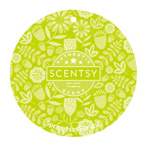 Get the March 2020 Scentsy Scent of the Month, Spring Has Sprung, on sale at getascent now!