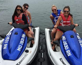 Boat Rentals At Lake Of The Ozarks The Getaway