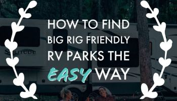 RV GPS - Let CoPilot Be Your Guide - Getaway Couple