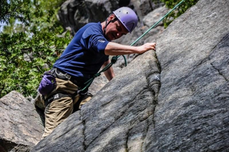 Rockclimbing - Adirondacks