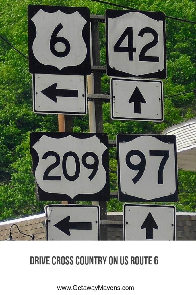 US Route 6 Was once America's Longest Highway going through 14 States from Provincetown MA to Long Beach CA #USRoute5 #Transcontinental #USHighway #Backroads #RockyMountains #HudsonRiver #DenverCO #LosAngeles #Nebraska #Prairie #Plains #Iowa #Nevada #Utah