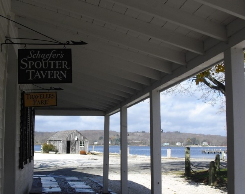 Spouter Tavern, Mystic Seaport