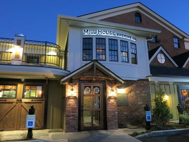 Mill House Brewing Company, Poughkeepsie, NY