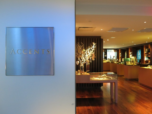 Accents Gift Shop at Conrad Hotel NYC