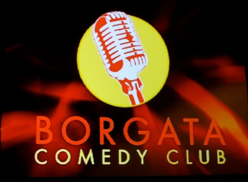 Borgata Comedy Club, Atlantic City NJ