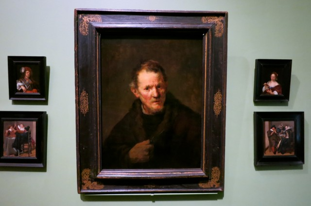 Rembrandt at Worcester Art Museum (WAM), Worcester MA
