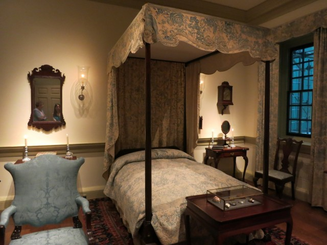 Intact Colonial Room, moved to Winterthur, Wilmington DE