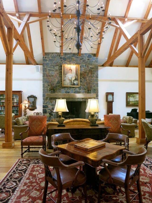 Gathering Room, Inn at Montchanin Village DE