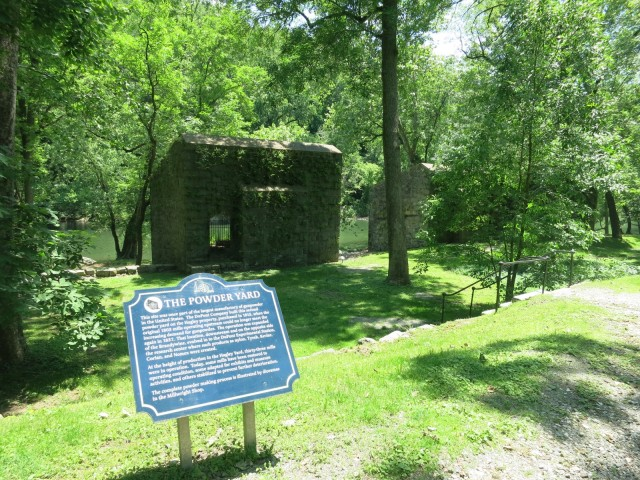 Powder Yard, Hagley Museum, Wilmington DE