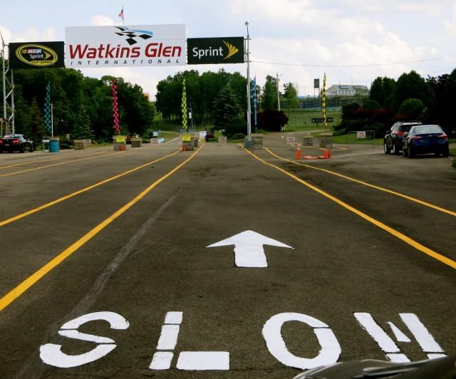 Watkins Glen International Speedway, Watkins Glen, NY