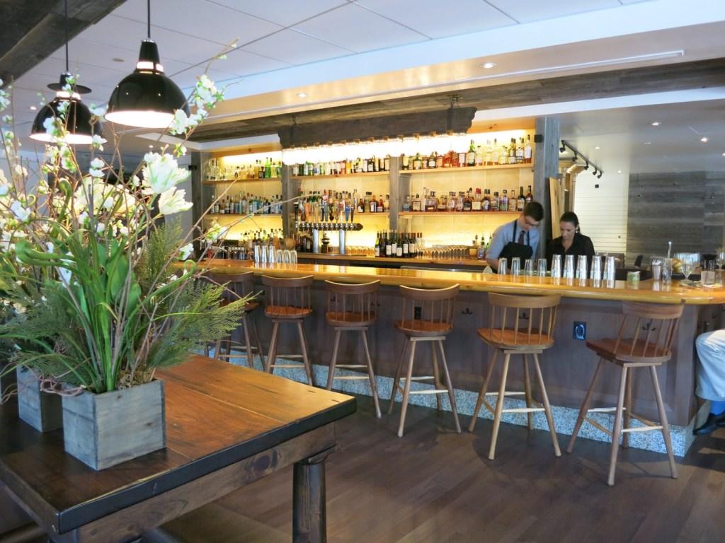 Pine Restaurant Bar, James Ives, Hanover NH