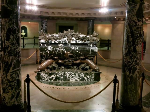 John Paul Jones Crypt, Annapolis MD