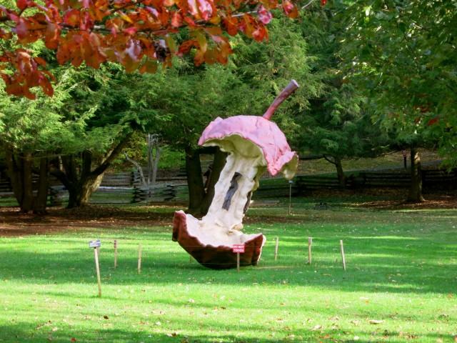 Kentuck Knob Sculpture Garden
