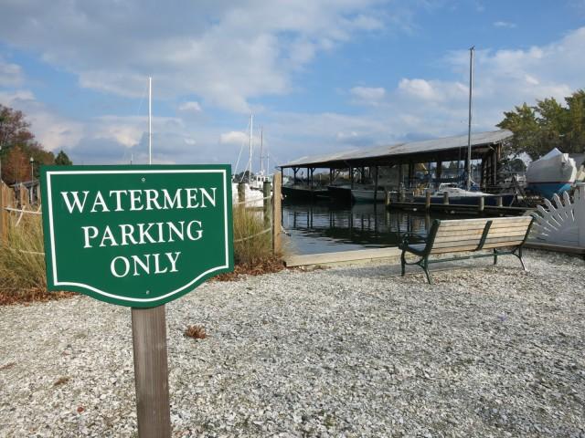 St. Michaels MD, Still a Watermen Community