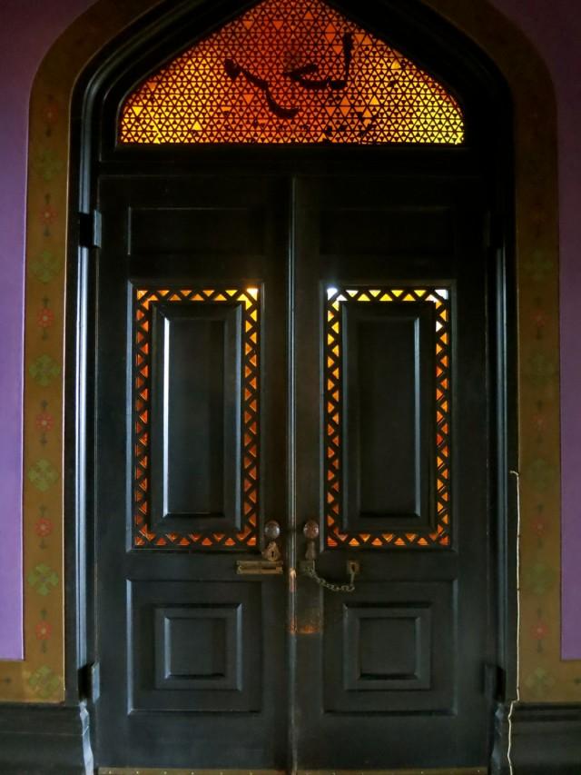Olana Front Door