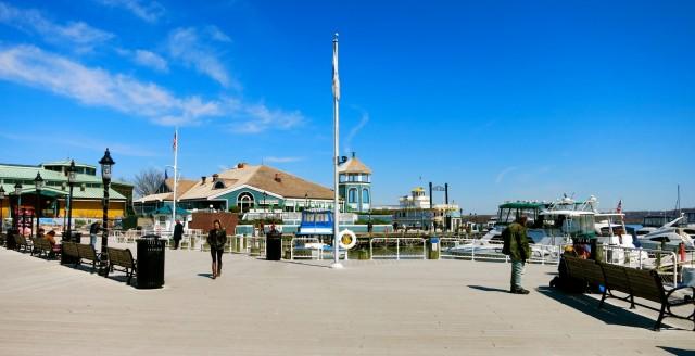 Alexandria VA Waterfront Marina