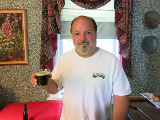 Joey LaBianco, Rip Van Winkle Brewing Co, Catskill NY