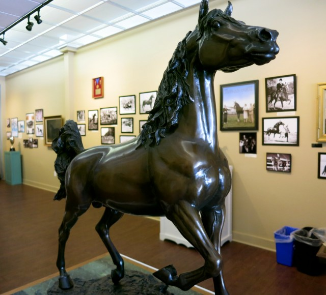National Museum of the Morgan Horse, Middlebury VT
