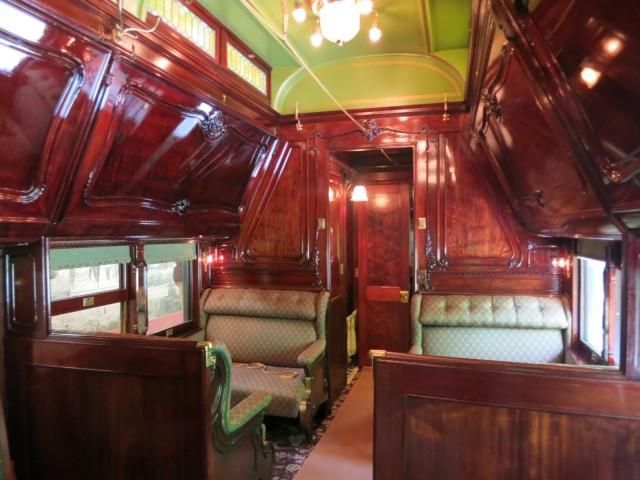 Pullman Car Luxury, Hildene